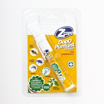 Z CARE DOPOPUNTURA CON AMMONIACA 14 ML - Farmabenni.it