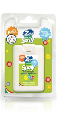 Z CARE NATURAL POCKET SPRAY 20 ML - Farmapage.it
