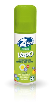 Z CARE NATURAL VAPO 100 ML - Farmabenni.it
