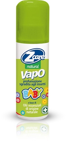 Z CARE NATURAL VAPO BABY 100 ML - Farmabenni.it