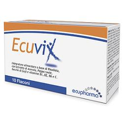 ECUVIX 10 FLACONCINI 10 ML - FARMACIABORRELLI.IT