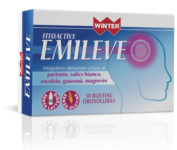 WINTER EMILEVE FITOACTIVE 10 BUSTINE DA 2,56 G - farmaciafalquigolfoparadiso.it
