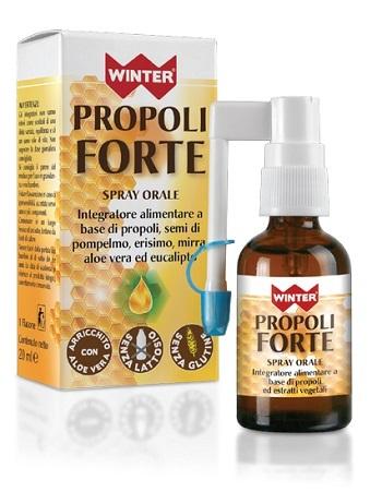 WINTER PROPOLI FORTE SPRAY ORALE 20 ML - Farmacia Giotti