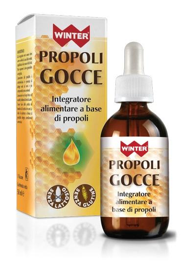 WINTER PROPOLI GOCCE 50 ML - Farmacia Giotti
