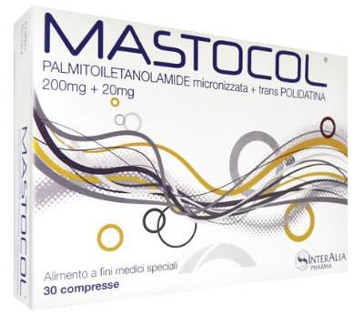MASTOCOL 200MG+20MG 30 COMPRESSE - farmaventura.it