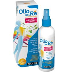 OLIO DEL RE SPRAY PURIFICANTE AMBIENTI 150 ML - Farmafamily.it