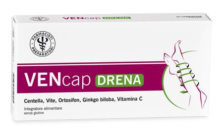 LFP VENCAP DRENA 30 COMPRESSE - Farmaciacarpediem.it