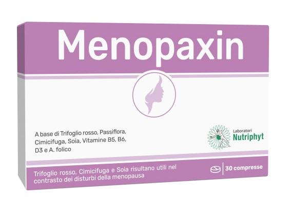 MENOPAXIN 30 COMPRESSE - farmaciadeglispeziali.it