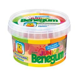 BENEGUM J MULTIVITAMINICO + FERRO CARAMELLE 130 G - Farmaci.me
