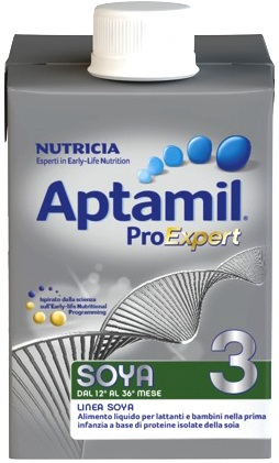 APTAMIL 3 SOYA CRESCITA 500 ML - FARMAPRIME