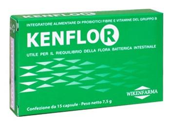 KENFLOR 15 CAPSULE BLISTER 7,5 G - FarmaHub.it