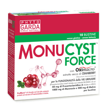 MONUCYST FORCE 10 BUSTINE 3 G - Farmajoy