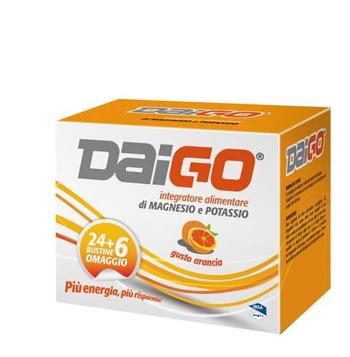 DAIGO ARANCIA 24 + 6 BUSTINE OMAGGIO 240 G - Farmapage.it