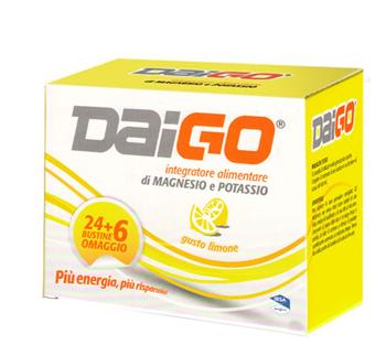 DAIGO LIMONE 24 + 6 BUSTINE OMAGGIO 240 G - Farmapage.it