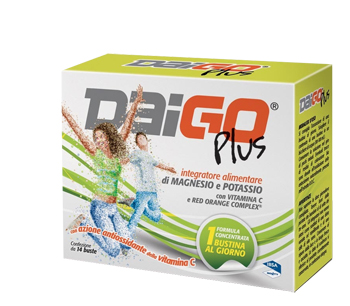 DAIGO PLUS 14 BUSTINE 70 G - Farmapage.it