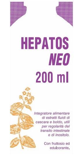 HEPATOS NEO 200 ML - farmaventura.it