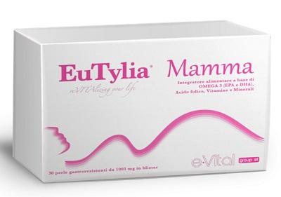 EUTYLIA MAMMA 30 CAPSULE MOLLI - DrStebe