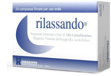 RILASSANDO 24 COMPRESSE - pharmaluna