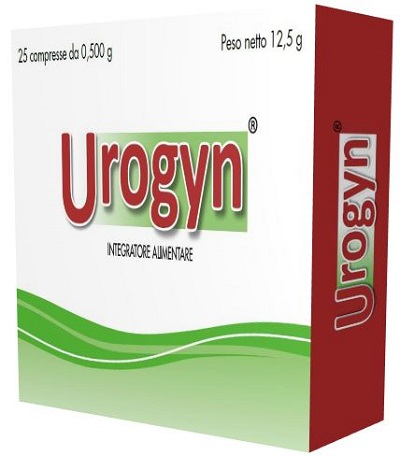 UROGYN D MANNOSIO PLUS 25 COMPRESSE 500 MG - Farmaciaempatica.it