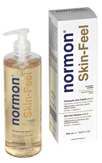 NORMON SKIN FEEL DETERGENTE 5,5 400 ML - Farmacia Giotti