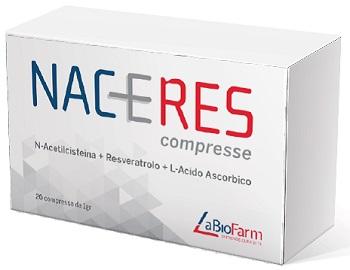 NACERES 20 COMPRESSE 1 G - Farmaseller