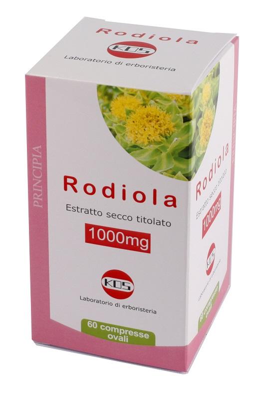 RODIOLA 1000MG 60 COMPRESSE - Farmastar.it