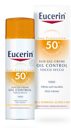 EUCERIN SUN OIL CONTROL 30 50 ML - La farmacia digitale