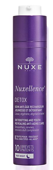 Nuxe Nuxellence Detox Siero Notte Anti-età Disintossicante 50 ml - La tua farmacia online