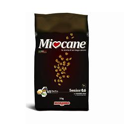 MIOCANE SENIOR 0,6 SALMONE/RISO 3 KG - Farmaciasconti.it