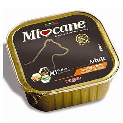 MIOCANE ADULT POLLO/CAROTE GRAIN FREE 150 G - Farmacia Bartoli