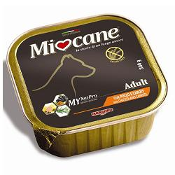 MIOCANE ADULT POLLO/CAROTE GRAIN FREE 300 G - Farmaciasconti.it