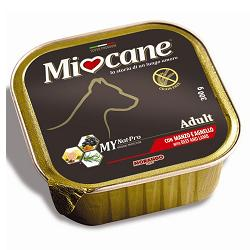 MIOCANE ADULT MANZO/AGNELLO GRAIN FREE 300 G - Farmacia Bisbano