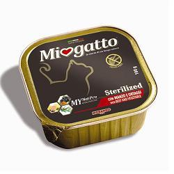 MIOGATTO STERIL MANZO/ORTAGGI GRAIN FREE 100 G - sapofarma.it