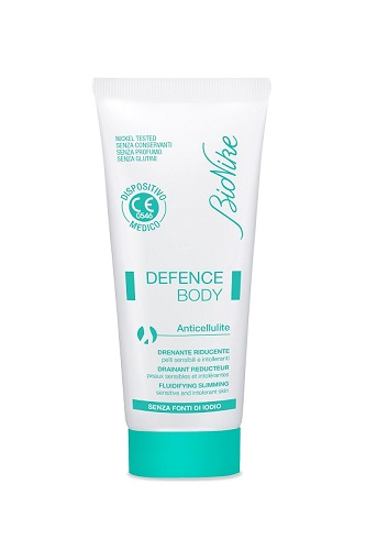 DEFENCE BODY ANTICELLULITE DRENANTE RIDUCENTE 75 ML - Carafarmacia.it