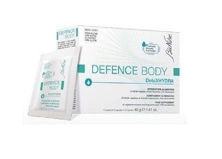 DEFENCE BODY DETOXHYDRA INTEGRATORE 10 BUSTINE - Farmapc.it