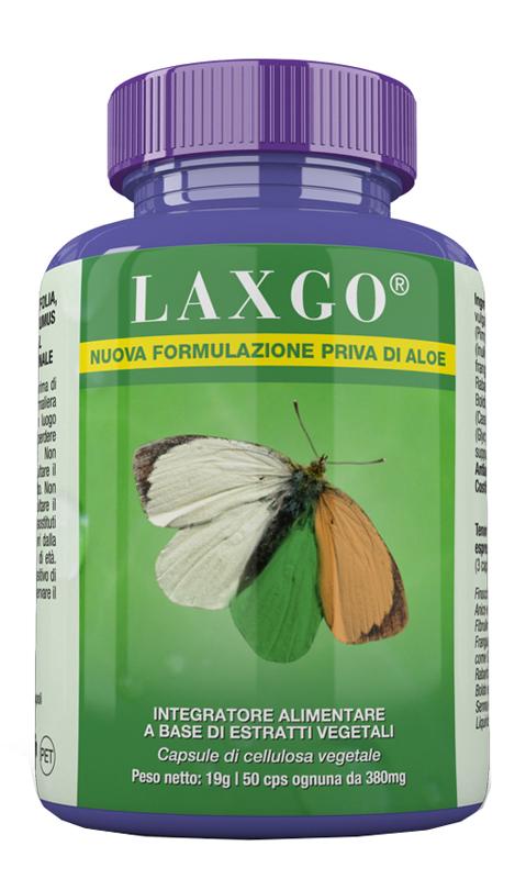 LAXGO 50 CAPSULE - farmaciadeglispeziali.it