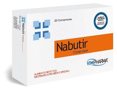 NABUTIR 20 COMPRESSE - Farmacia Massaro
