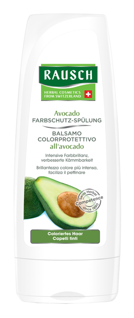 RAUSCH BALSAMO COLORPROTETTIVO ALL'AVOCADO 200 ML - Farmaci.me
