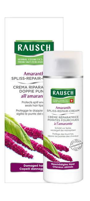 RAUSCH CREMA RIPARATRICE DOPPIE PUNTE ALL'AMARANTO 50 ML - Farmaci.me
