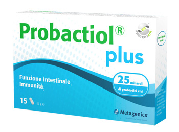 PROBACTIOL PLUS PROTECT AIR 15 CAPSULE - Europarafarmacie s.r.l.