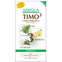 ADEGUA TIMO3 CREMA EUDERMICA VISO E CORPO 75 ML - Farmaciapacini.it
