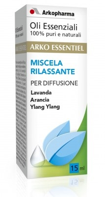 MISCELA RILASSANTE PER DIFFUSIONE 15 ML - La farmacia digitale