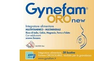 GYNEFAM ORO NEW 28 BUSTINE OROSOLUBILI - Farmaunclick.it