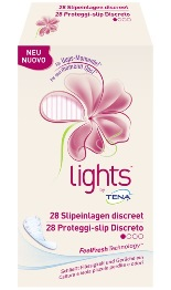 LIGHTS BY TENA DISCRETO PROTEGGI SLIP DISCRETO 28 PEZZI - La farmacia digitale