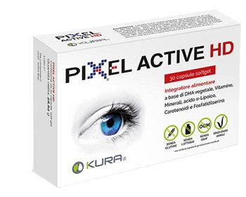 PIXEL ACTIVE HD 30 COMPRESSE VEGETALI - Spacefarma.it