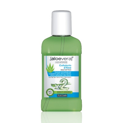ALOEVERA2 COLLUT D'ALOE MULTIATTIVO 250 ML - Farmacia33