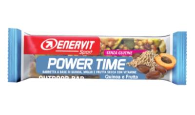 ENERVIT POWER TIME BARRETTA QUINOA 1 PEZZO - pharmaluna