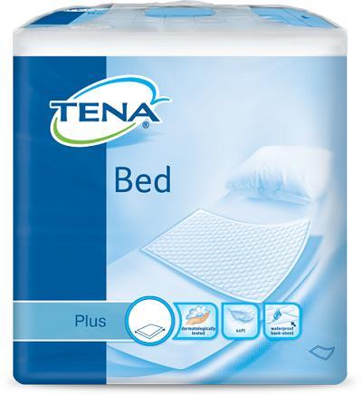 TRAVERSA PER INCONTINENZA TENA BED NON RIMBOCCABILE 60X60 CM PLUS 40 PEZZI - FarmaHub.it