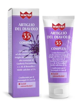 WINTER CREMA ARTIGLIO DEL DIAVOLO 35 COMPLEX 100 ML - Farmacia Giotti
