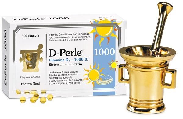 D-PERLE 1000 120 PERLE - Farmacia33